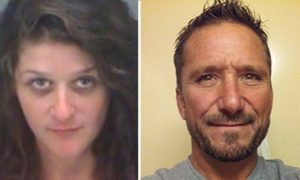 Couple arrested for having sex on beach in Florida.