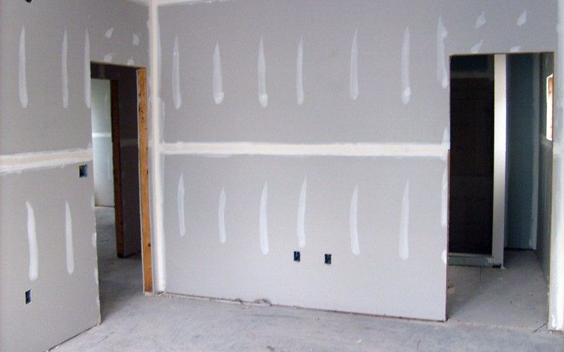 drywall job