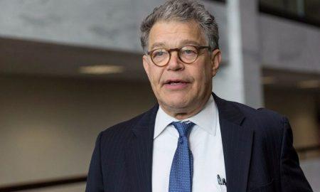 Al Franken States He Will Resign as Minnesota Senator