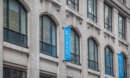 Cardozo School of Law Accepting GRE for 2018 Classes