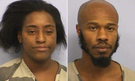 Texas Couple Caught Having Oral Sex in Restaurant