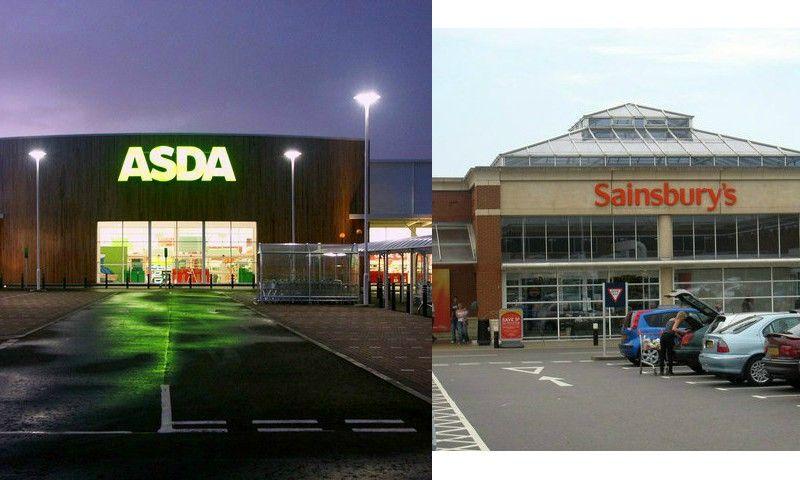 Asda Sainsburys merger