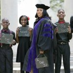 Single Mom of 5 Set to Graduate from Law School