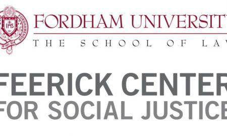 Fordham Law's Feerick Center Awarded Emil Gumpert Award and Grant