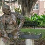 Florida State Students Want Law School Building Renamed and Statue Moved