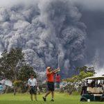 Hawaii's Kilauea Volcano Erupts from Summit
