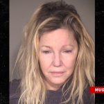Heather Locklear Arrested for Attacking Police Officer