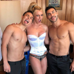 Britney Spears Shares Corset Photo Amidst Legal Battle with Low-Earning Kevin Federline