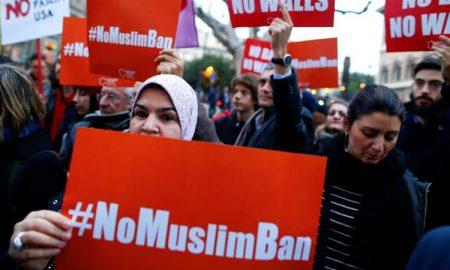 Supreme Court 5-4 Upholds Trump's Travel Ban