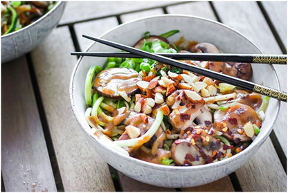 10 Low-Carb Noodle Bowls That Will Make You Forget They Are Low Carb
