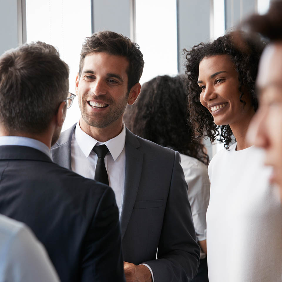 Networking: Why successful lawyers do it and why you should do it, too.