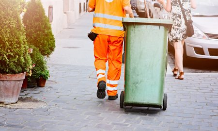Former Sanitation Worker Accepted to Harvard Law