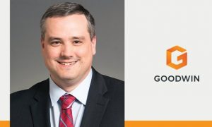 Goodwin Appoints Industry Veteran To Its Newly Created Chief Information Security Officer Role