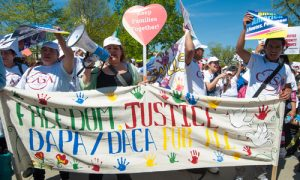 DOJ Appeals The Lower Court's Decision To Block DACA